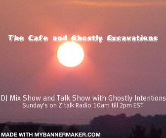 The Cafe & Ghostly Excavations